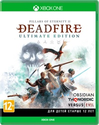 Pillars of Eternity II: Deadfire - Ultimate Edition (Xbox One) Предзаказ