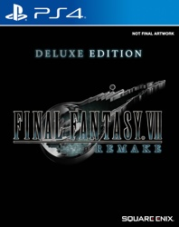 Final Fantasy VII Remake. Deluxe Edition (PS4)
