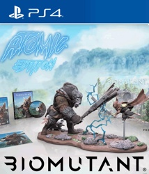 Biomutant Atomic Edition (PS4) Предзаказ