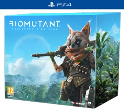 Biomutant Collector Edition (PS4) Предзаказ