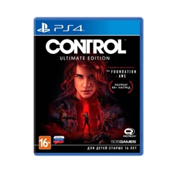 Control Ultimate Edition (PS4)
