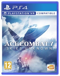 Ace Combat 7: Skies Unknown (поддержка PS VR)(PS4)