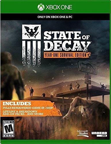 ������ State of Decay: Year-One Survival Edition  (Xbox One) � ������ �������� ��������