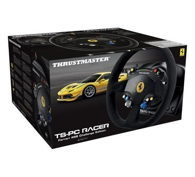 купить Руль Thrustmaster TS-PC RACER Ferrari 488 Challenge Edition (PC) в Минске Беларусь доставка