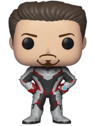 Фигурка Funko POP! Bobble: Marvel: Avengers Endgame: Tony Stark