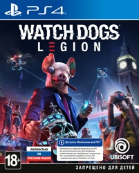 Watch_Dogs: Legion (PS4)