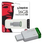 Флэш накопитель Kingston 16Gb Data Traveler 50 USB3.0