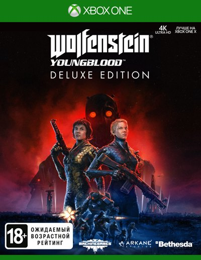 Wolfenstein: Youngblood. Deluxe Edition (Xbox One)