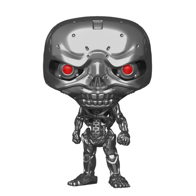 Фигурка Funko POP! Vinyl: Terminator Dark Fate: REV-9