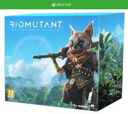 Biomutant Collector Edition (Xbox One) Предзаказ